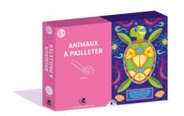 Coffret Tableau à Paillettes - Coffrets Cadeaux - 10doigts.fr