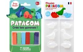 Patagom - Modelage et moulage - 10doigts.fr