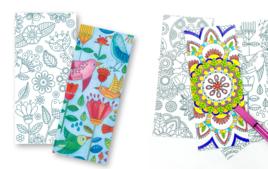 Mandalas - Supports de coloriage - 10doigts.fr