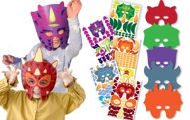 Kits créatifs de Carnaval - Carnaval - 10doigts.fr