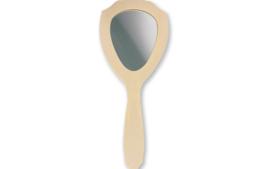 Miroirs en bois - Bois - 10doigts.fr