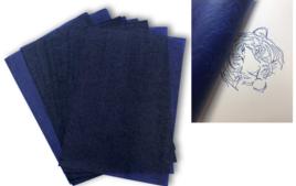 Papier carbone - Papiers Scolaires - 10doigts.fr