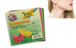 Bijoux en origami - Techniques de Bijoux - 10doigts.fr