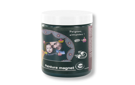 Peinture Magnétique - Peintures à effets - 10doigts.fr