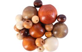 Perles tons neutres - Couleurs de perles - 10doigts.fr
