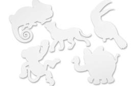 Supports de coloriage - Dessin et coloriage - 10doigts.fr