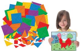 Kits créatifs en Papier - Papiers Créatifs - 10doigts.fr
