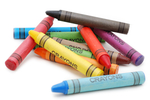 Crayons cire