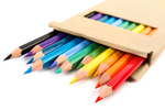 Crayons, Pastels, Cires...