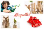 Maquettes et constructions