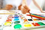 Activités de peinture - Activités Créatives - 10doigts.fr