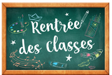 Rentrée des classes
