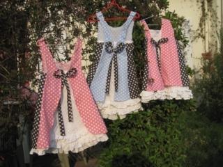 magnifiques robes de princesse et leurs sacs - Couture, point de croix... - 10doigts.fr