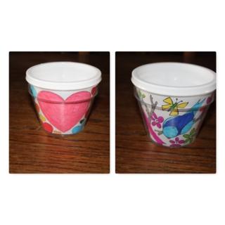 Pot de fleurs - Divers - 10doigts.fr