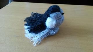 oiseau en laine - Laine - 10doigts.fr