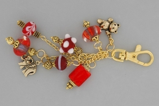 Porte clefs - Perles, bracelets, colliers - 10doigts.fr