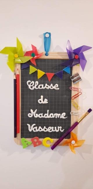 Cadeau fin d'année maitresse - Divers - 10doigts.fr