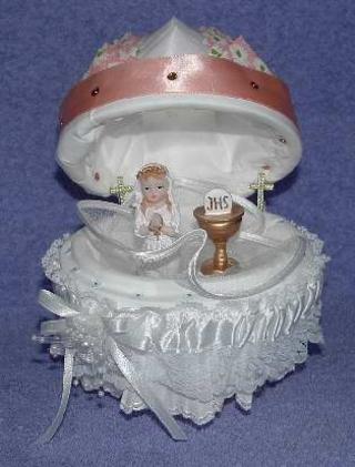boule de communiant ou (te) - Déco de la table - 10doigts.fr
