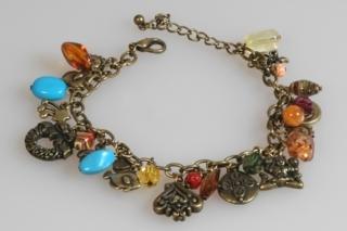 Bracelet Charm's - Perles, bracelets, colliers - 10doigts.fr