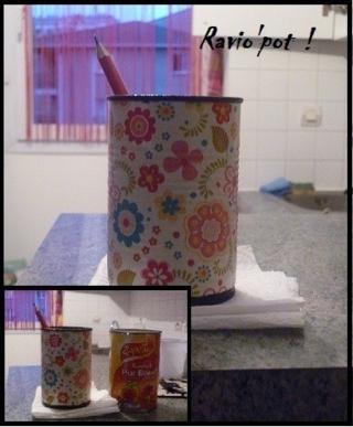 Ravio'pot - Peinture - 10doigts.fr