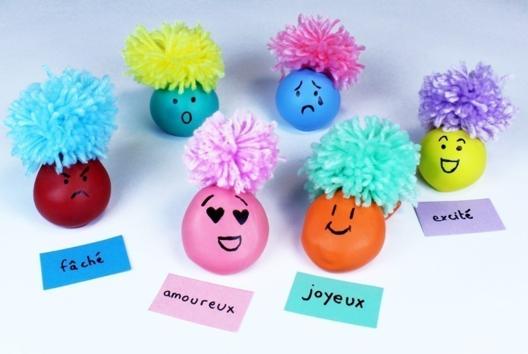 Fabriquer des balles anti-stress - Je découvre les émotions - 10doigts.fr