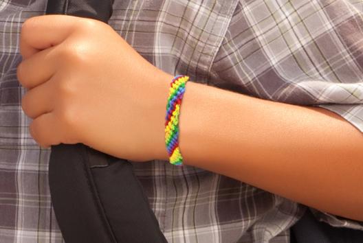 Bracelets brésiliens - Tutos créations de Bijoux - 10doigts.fr
