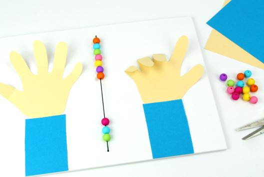 Activité Montessori : J'apprends à compter - J'apprends à compter - 10doigts.fr