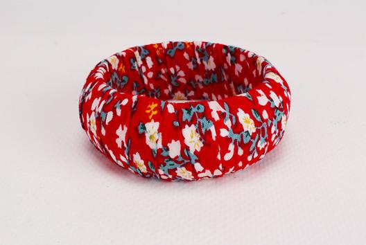 Bracelet enrubanné - Tutos créations de Bijoux - 10doigts.fr