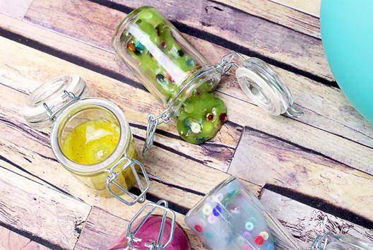 Collection de Slime coloré - Modelage - 10doigts.fr