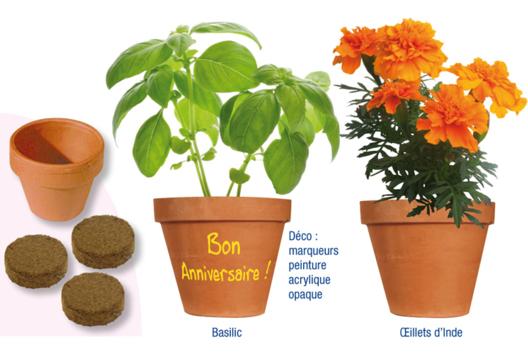 """Kit """"horticulteur"""" - La Nature - 10doigts.fr"""