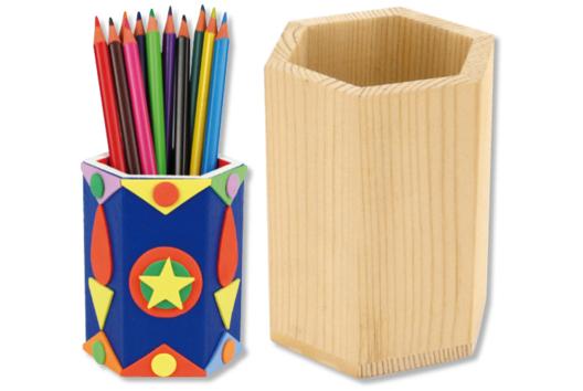 Pot à crayons Circus - Pots à crayons - 10doigts.fr