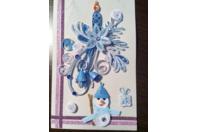 carte Noël - Quilling - 10doigts.fr