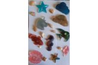 Petit savons de la mer - Moulage - 10doigts.fr