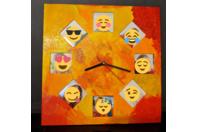 Horloge - Home Déco, Châssis - 10doigts.fr