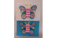 papillons - Créations d'enfant - 10doigts.fr