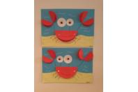 crabes - Créations d'enfant - 10doigts.fr