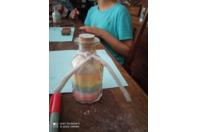 Sel coloré - Déco de la table - 10doigts.fr