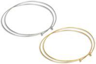 Collier tour de cou argenté ou doré - Colliers et chaines - 10doigts.fr
