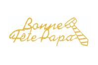 """Stickers Peel Off """"Bonne fête Papa"""" - 20 stickers - Gommettes  Fête des parents - 10doigts.fr"""