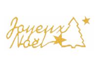 "Stickers peel off ""Joyeux Noël"" - 25 stickers - Gommettes et stickers Noël - 10doigts.fr"