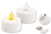Bougies électriques - Cires, gel  et bougies - 10doigts.fr