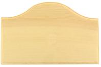 Blason de porte en bois - Plaques de porte - 10doigts.fr