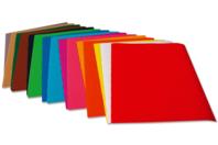 Carton ondulé - 10 feuilles assorties - Carton ondulé - 10doigts.fr
