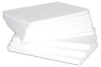 Plaques en polystyrène - Épaisseur 1 ou 2 cm - Plaques et panneaux - 10doigts.fr