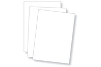 Carte en papier bristol 300 gr/m² - 50 feuilles - Ramettes de papiers - 10doigts.fr