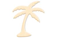 Palmier en bois naturel - Motifs bruts - 10doigts.fr