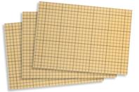 Carte double-face pour carte à sable - Sable coloré - 10doigts.fr