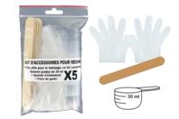 Accessoires pour résine et peinture - 15 accessoires  - Accessoires de peintures - 10doigts.fr