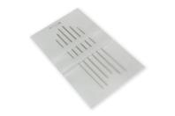 Aiguilles pour tisser les perles - Lot de 6 - Aiguilles et Tissage - 10doigts.fr