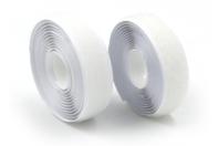 Bande de velcro blanc à coudre - 1,5 m - Colles tissu - 10doigts.fr